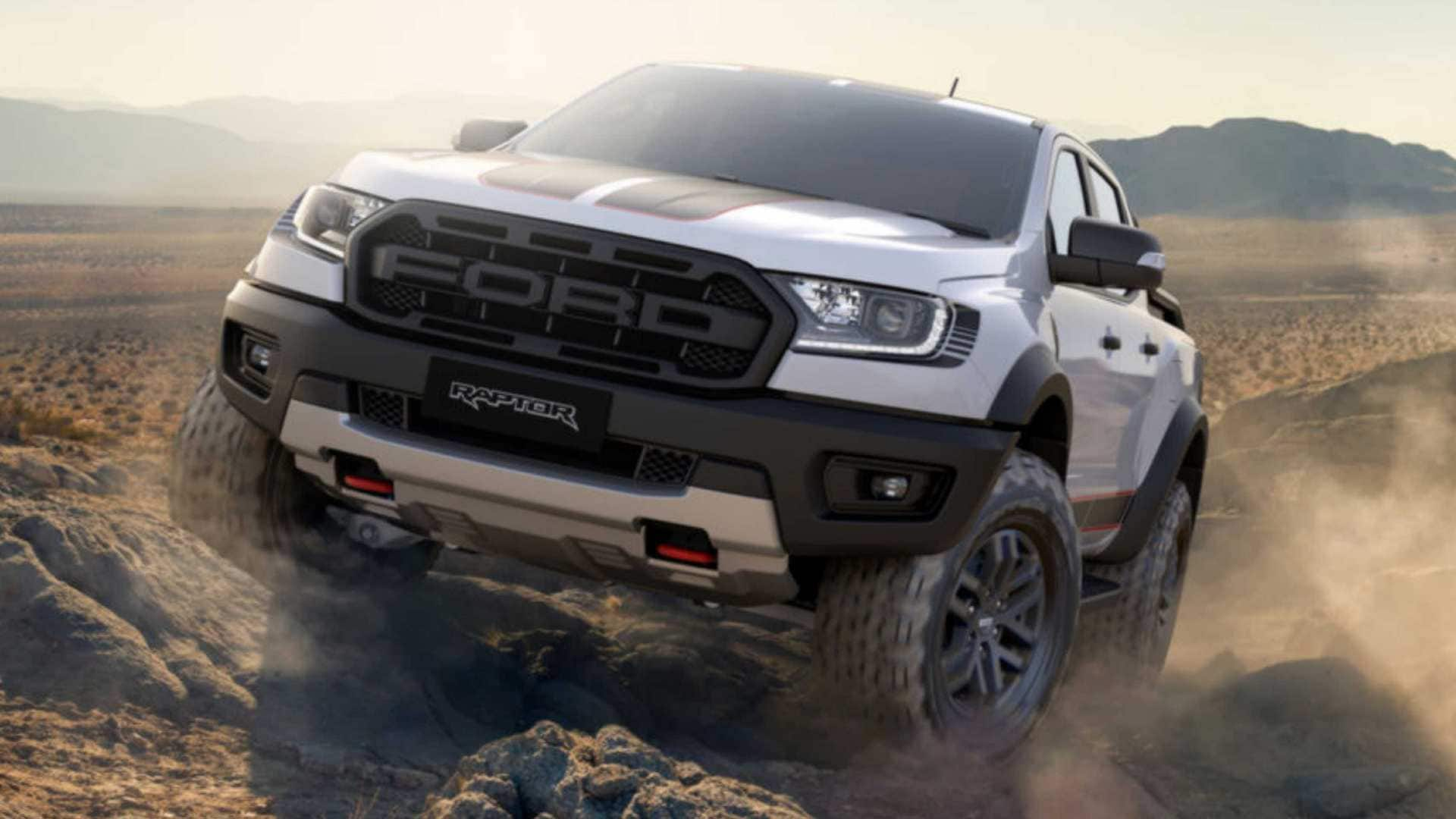 Ford Ranger Raptor X pick-up truck revealed, features cosmetic additions inside and out- Technology News, Gadgetclock