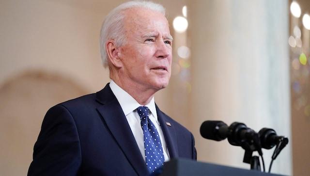 'Outrageous': Joe Biden condemns forced landing of Ryanair flight in Belarus, backs EU sanctions