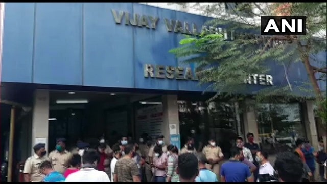 """13 patients die in fire at ICU ward of COVID-19 hospital in Maharashtra's Virar-India News , GadgetClock"""""""