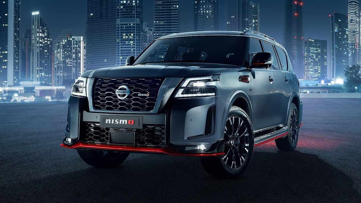 Nissan Patrol Nismo debuts with 428 hp V8, Bilstein suspension and sportier styling- Technology News, Gadgetclock