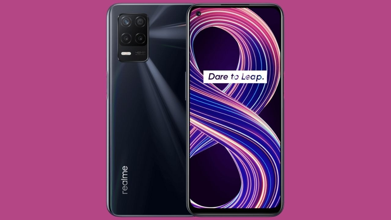 Realme 8 5G 4 GB RAM + 64 GB storage variant to go on first sale today at 12 pm on Flipkart- Technology News, Firstpost