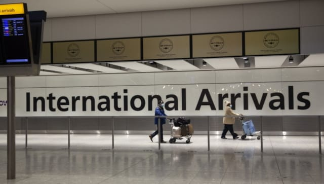 UK govt bans travel from four more nations over virus; 39 in all