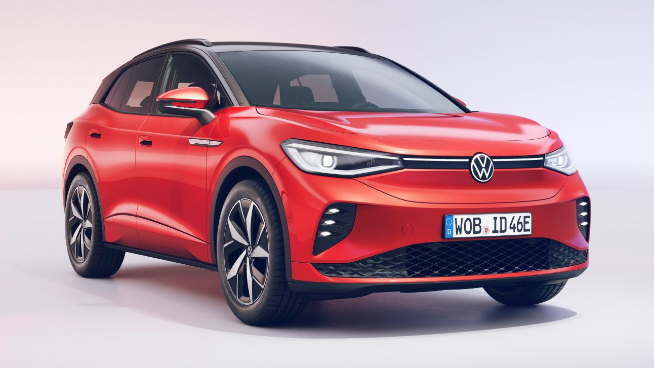 Volkswagen ID.4 GTX debuts with a dual-motor setup, 299 hp and 480-kilometre range- Technology News, Gadgetclock