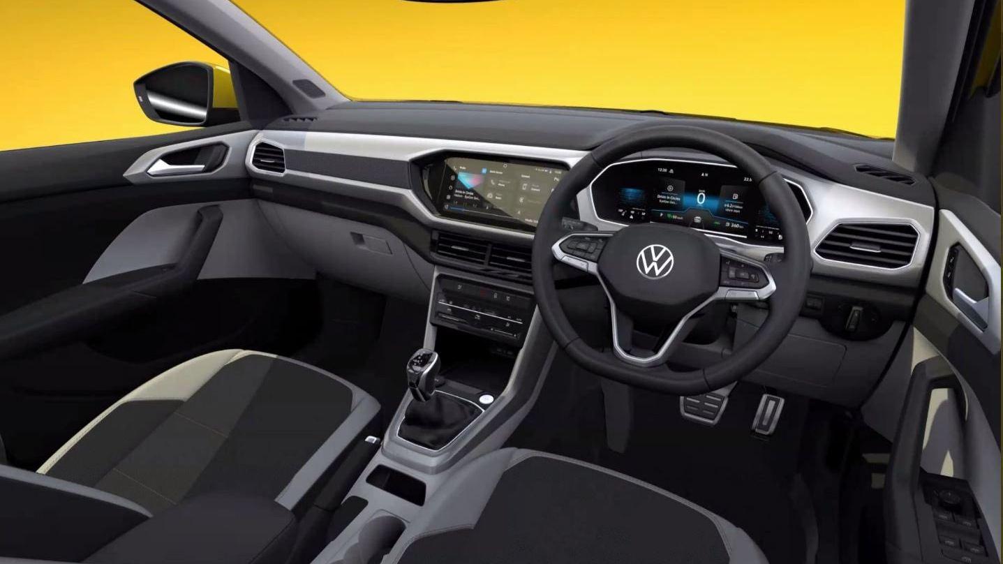 Volkswagen Taigun interior renders revealed, features a digital instruments display- Technology News, Gadgetclock