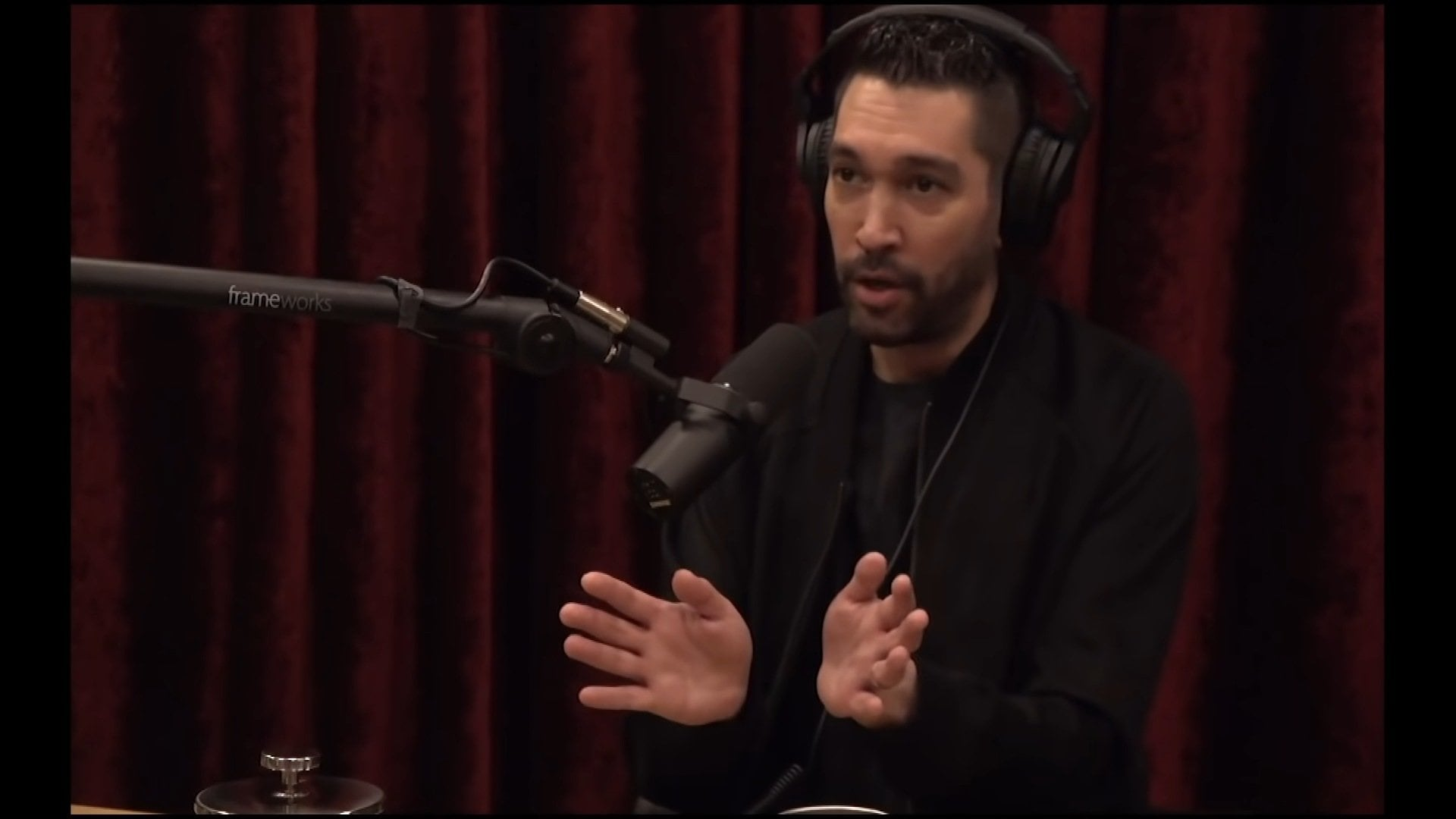 Dave Smith, comedian, podcaster at The Joe Rogan Experience podcast. Image credit: YouTube