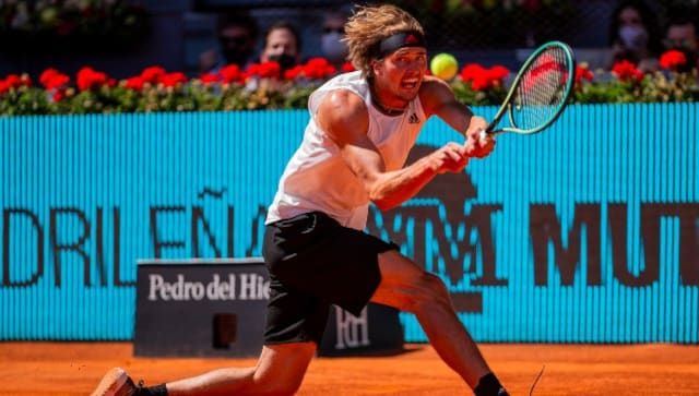 Madrid Open: Alexander Zverev stuns Rafael Nadal in straight sets, sets up semi-final clash with Dominic Thiem