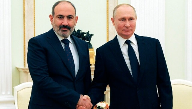 Armenia asks for Russians for military help amid rising tensions with Azerbaijan