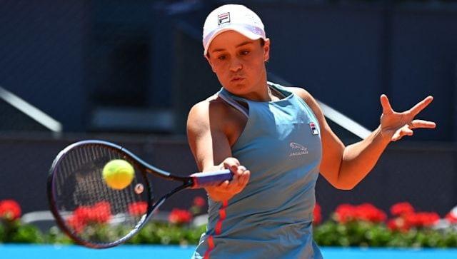Madrid Open: Ashleigh Barty gets revenge against Paula Badosa to reach final