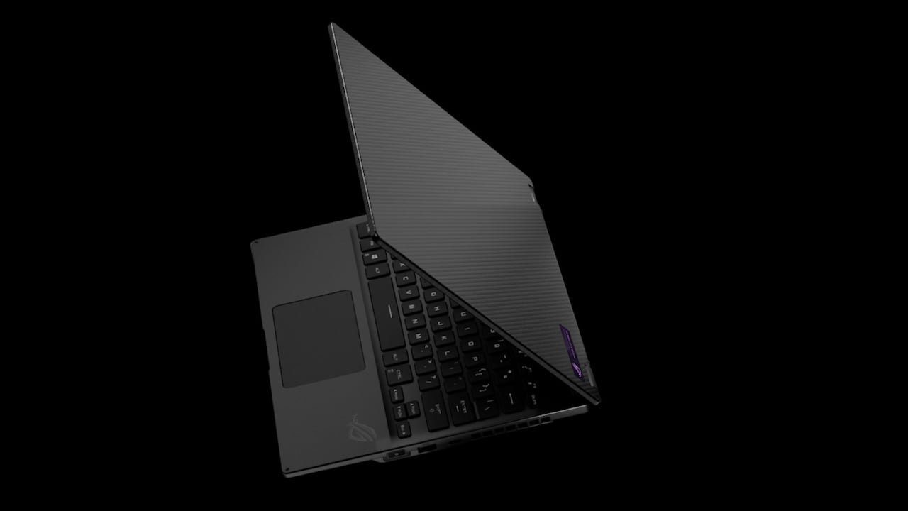 Asus ROG Flow X13 was showcased at CES 2021.