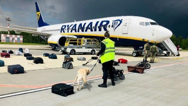 Belarus diverts Ryanair plane to arrest dissident journalist; secret police present on flight, says airline CEO-World News , Firstpost