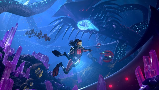 Subnautica: Below Zero and beyond | A peek into Unknown Worlds as the studio turns 20 years old- Technology News, Firstpost