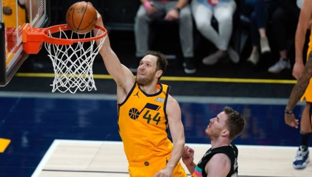 NBA: Jazz regain top spot in the West; reserves help Hawks down Suns