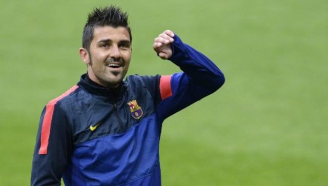 Former Spain, Barcelona forward David Villa named Odisha FC's new head of global operations