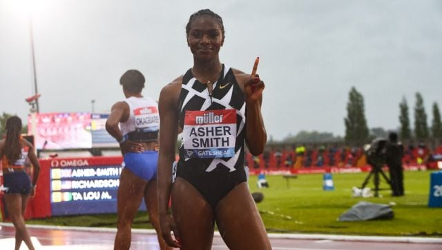 Tokyo Olympics 2020: British sprint queen Dina Asher-Smith has historical perspective
