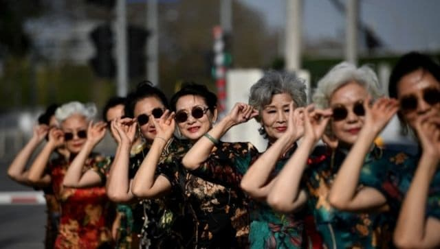 How China's elderly influencers are cashing in on the internet to lead a busy, lucrative life after retirement