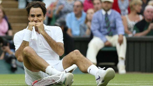 Roger Federer serves up memorabilia treasure trove in bid to raise funds for foundation