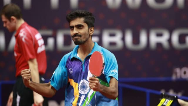 Tokyo Olympics 2020: Ace paddler G Sathiyan requests government to procure table to be used in Games for practice