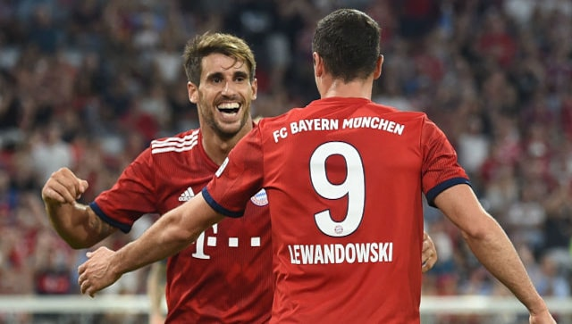 Spanish midfielder Javi Martinez to leave Bayern Munich at end of season, confirms club
