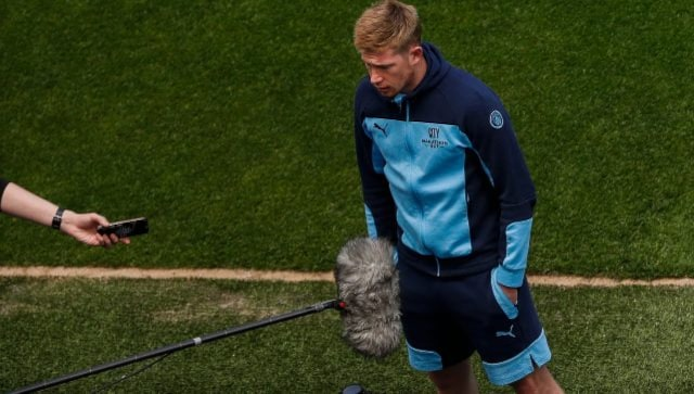 Champions League: Manchester City's Kevin De Bruyne braced to be hero or failure