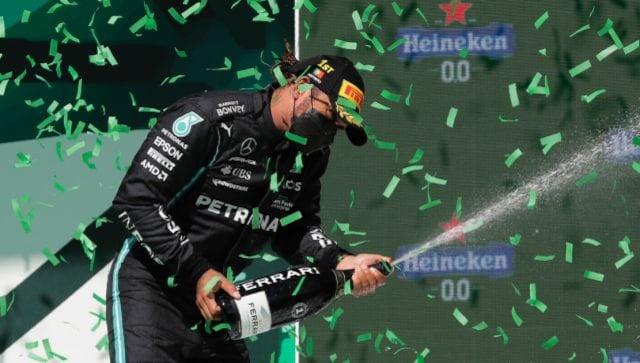Portuguese GP: Lewis Hamilton wins 97th career race, extends lead over Max Verstappen