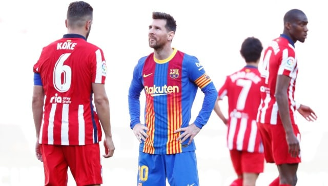 LaLiga: Barcelona, Atletico Madrid play out goalless draw to give Real Madrid shot at moving into lead