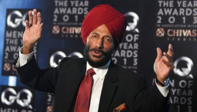 Indian sprint legend Milkha Singh hospitalised after testing COVID-19 positive, in 'stable' condition