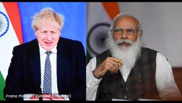 India, UK unveil 10 yr partnership roadmap after Narendra Modi, Boris Johnson virtual meet