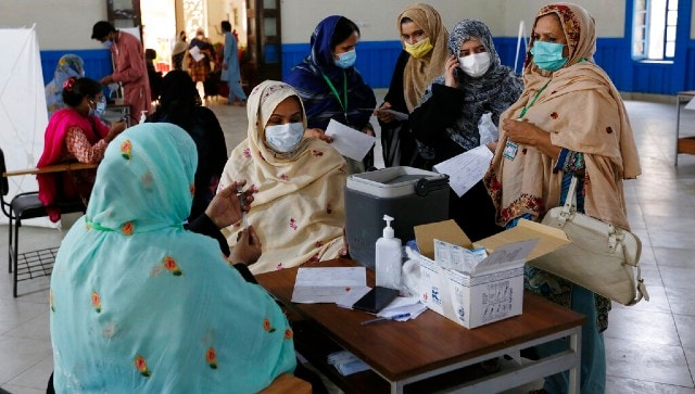 First case of highly infectious B.1.617 coronavirus variant found in Pakistan-World News , Firstpost