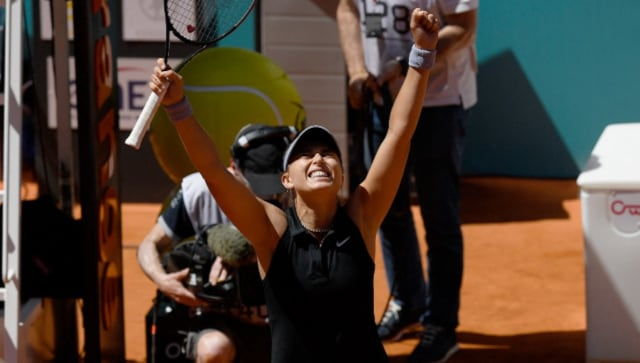 Serbia Open: Spain's Paula Badosa clinches maiden WTA title after Ana Konjuh's injury-forced retirement