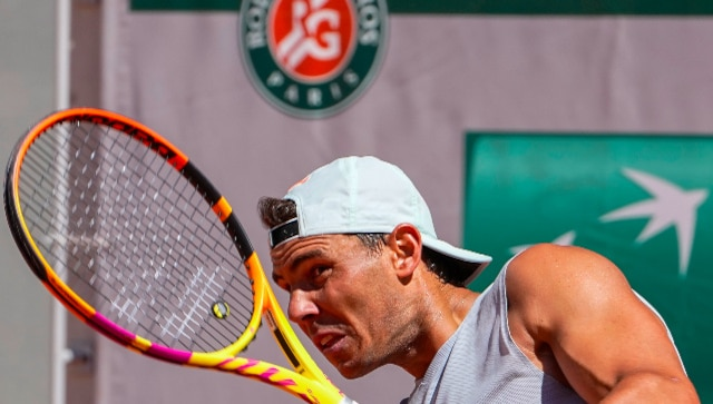 French Open 2021: Rafael Nadal plays down favourites tag ahead of title defence, says 'no-one is invincible, anywhere'