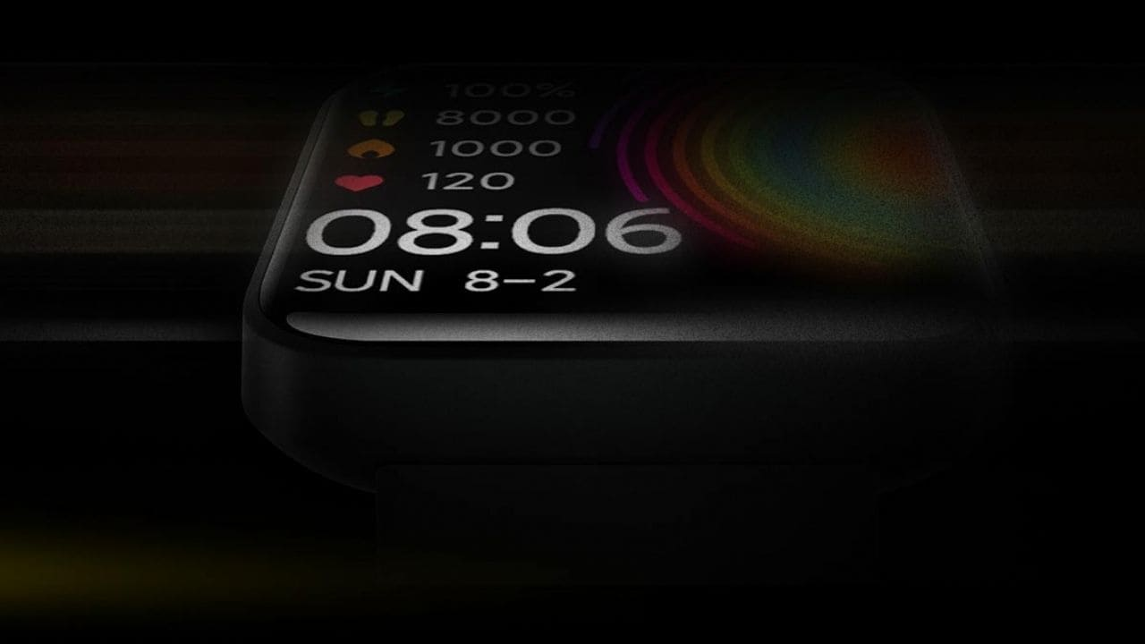 Xiaomi to launch a new Redmi smartwatch along with Redmi Note 10S on 13 May- Technology News, Gadgetclock