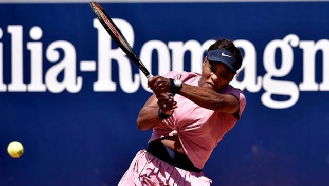 Emilia-Romagna Open: Serena Williams sent packing in second round by Katerina Siniakova