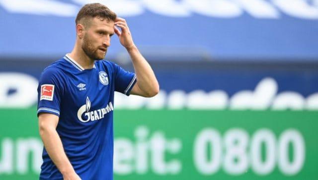 Bundesliga: Shkodran Mustafi among players to leave relegated Schalke in end-of-season clearout