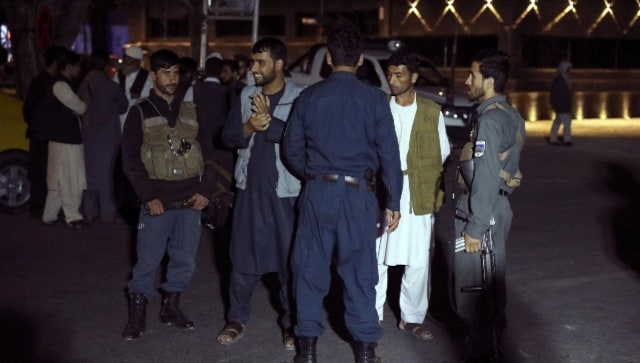 Suicide bombing at Afghanistan's Pul-e-Alam kills 21; government accuses Taliban of involvement