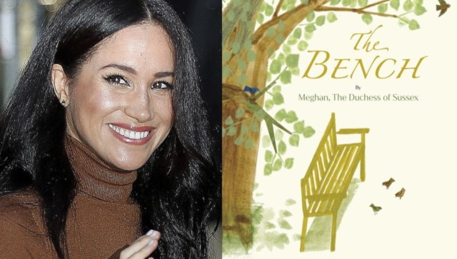 The Bench: Meghan, Duchess of Sussex, to release first children's book