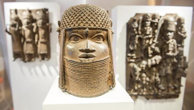 Benin Bronzes: Germany to return hundreds of artefacts looted during colonial era