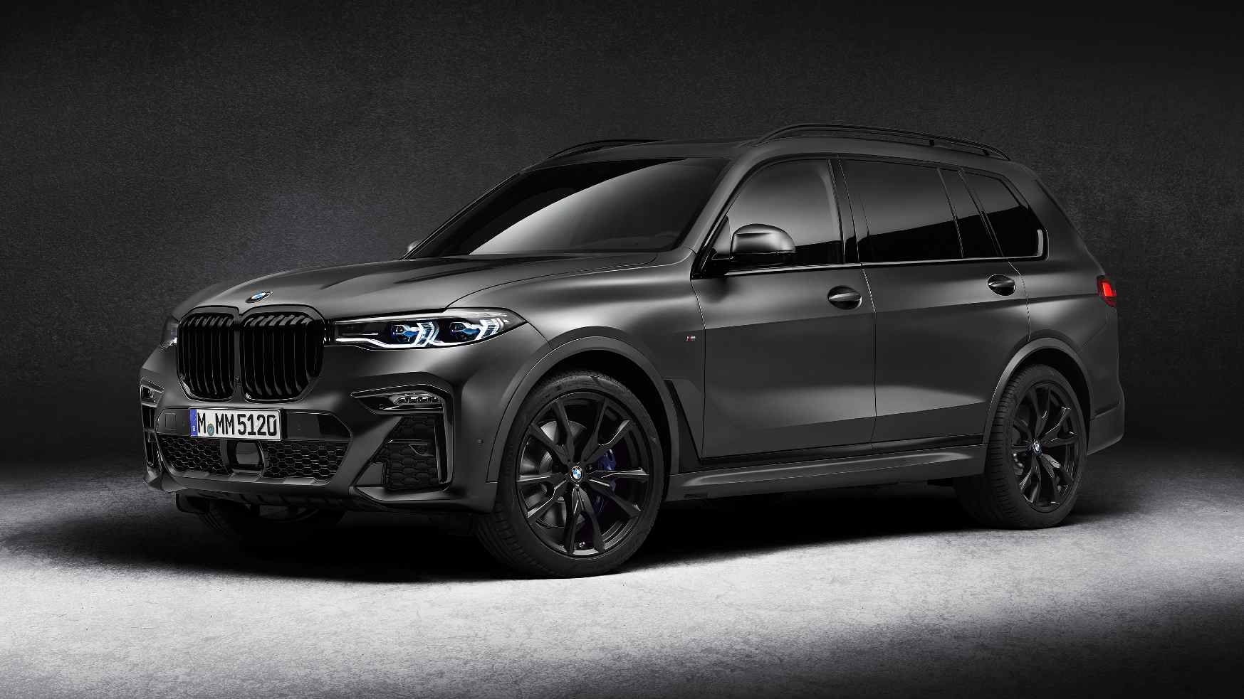 BMW X7 Dark Shadow launched in India at Rs 2.02 crore, just 500 units available globally- Technology News, Gadgetclock