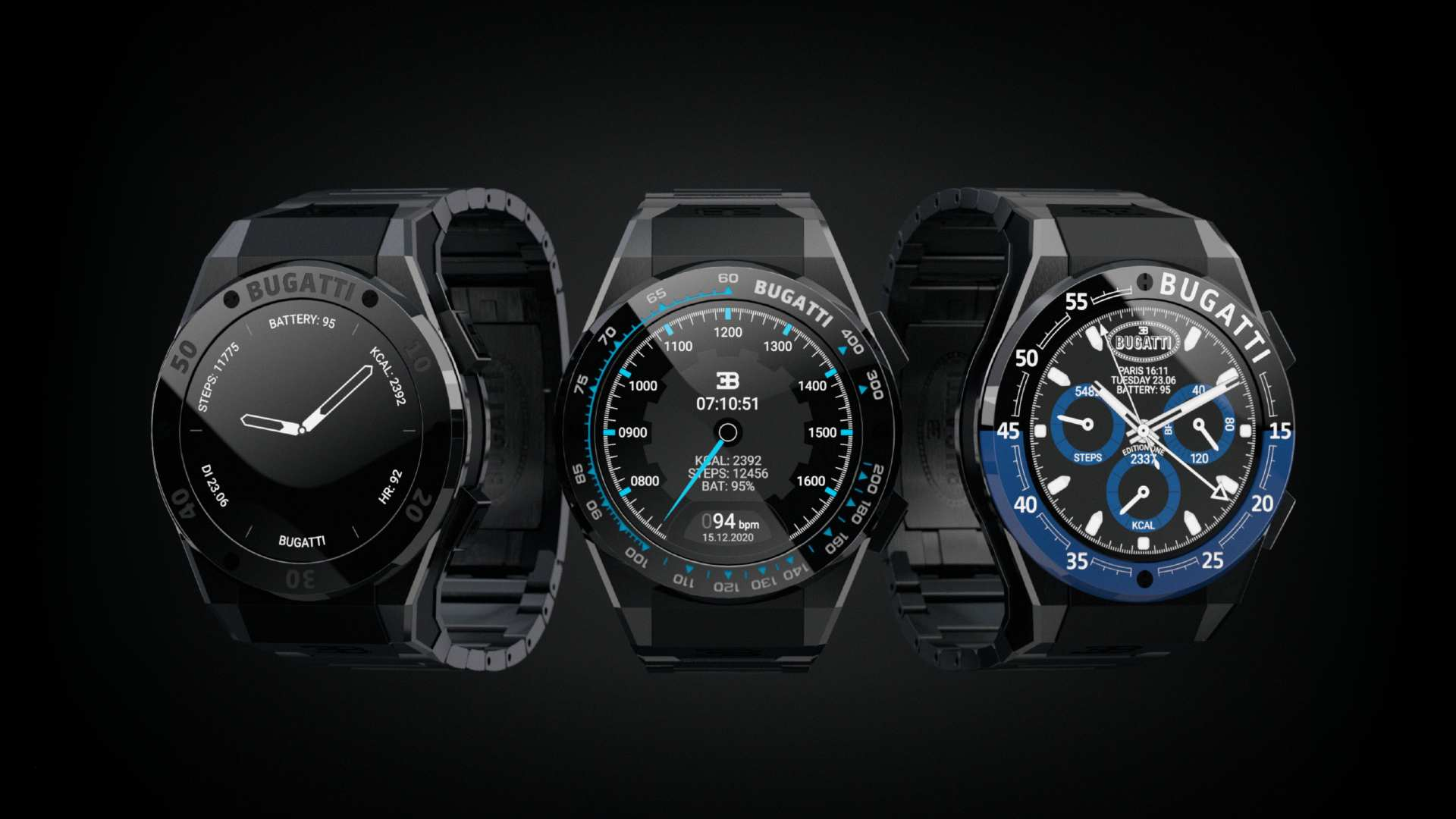 Bugatti smartwatches to arrive in October 2021, prices to start at around Rs 80,000- Technology News, Gadgetclock