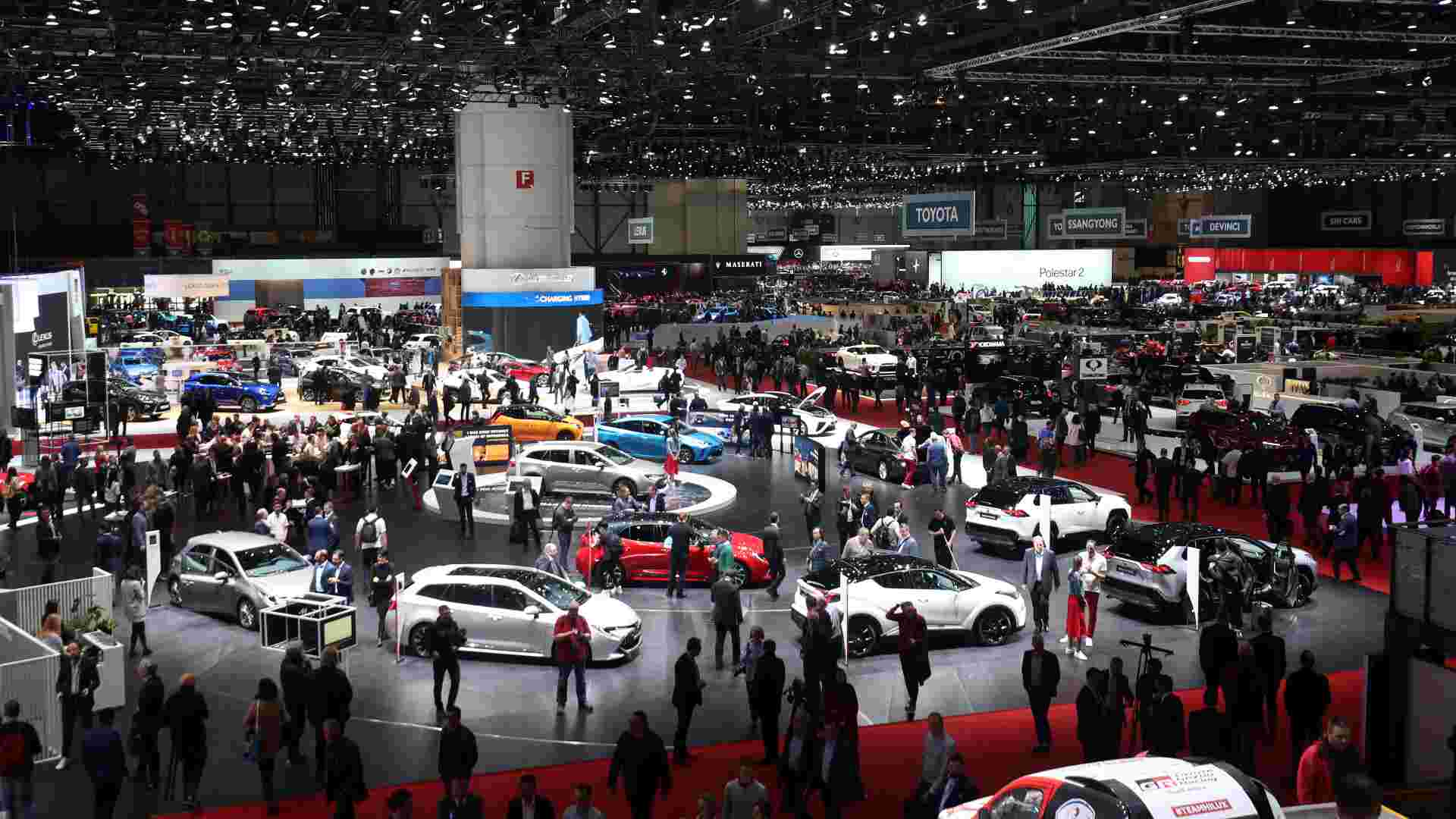 Geneva motor show to make a return in 2022, dates for Swiss exhibition announced- Technology News, Gadgetclock