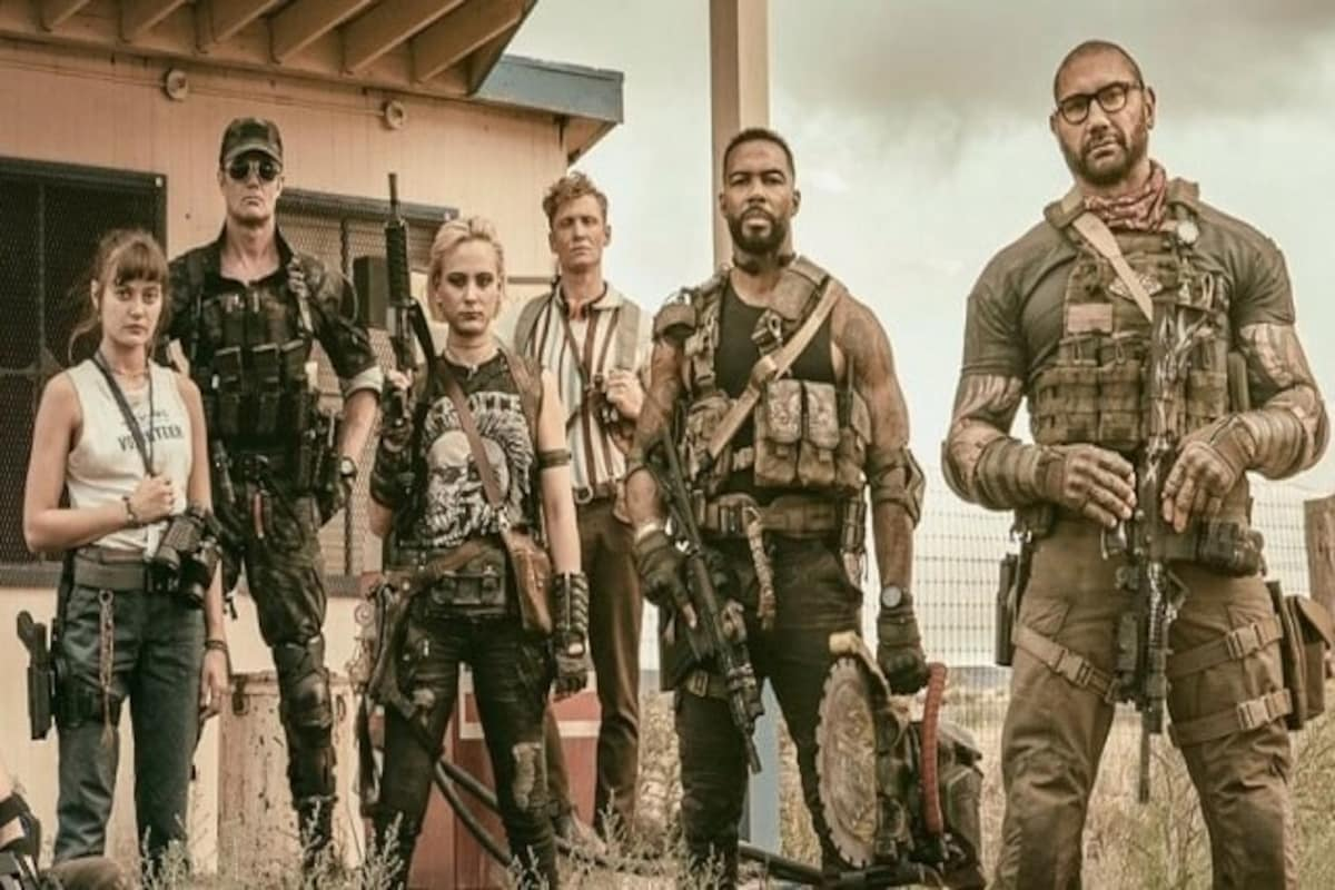 Army of the Dead review-round up: Zack Snyder's heist film has 'moments of  pure silliness' but crumbles under long running time-Entertainment News ,  Firstpost