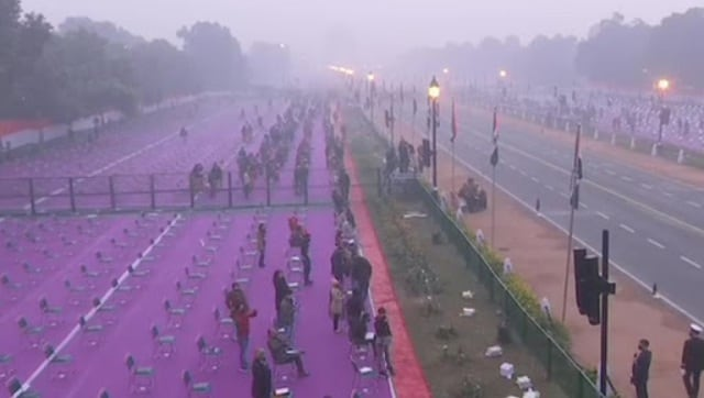 The VITs of Rajpath versus the mango trees-Blogs News , Firstpost