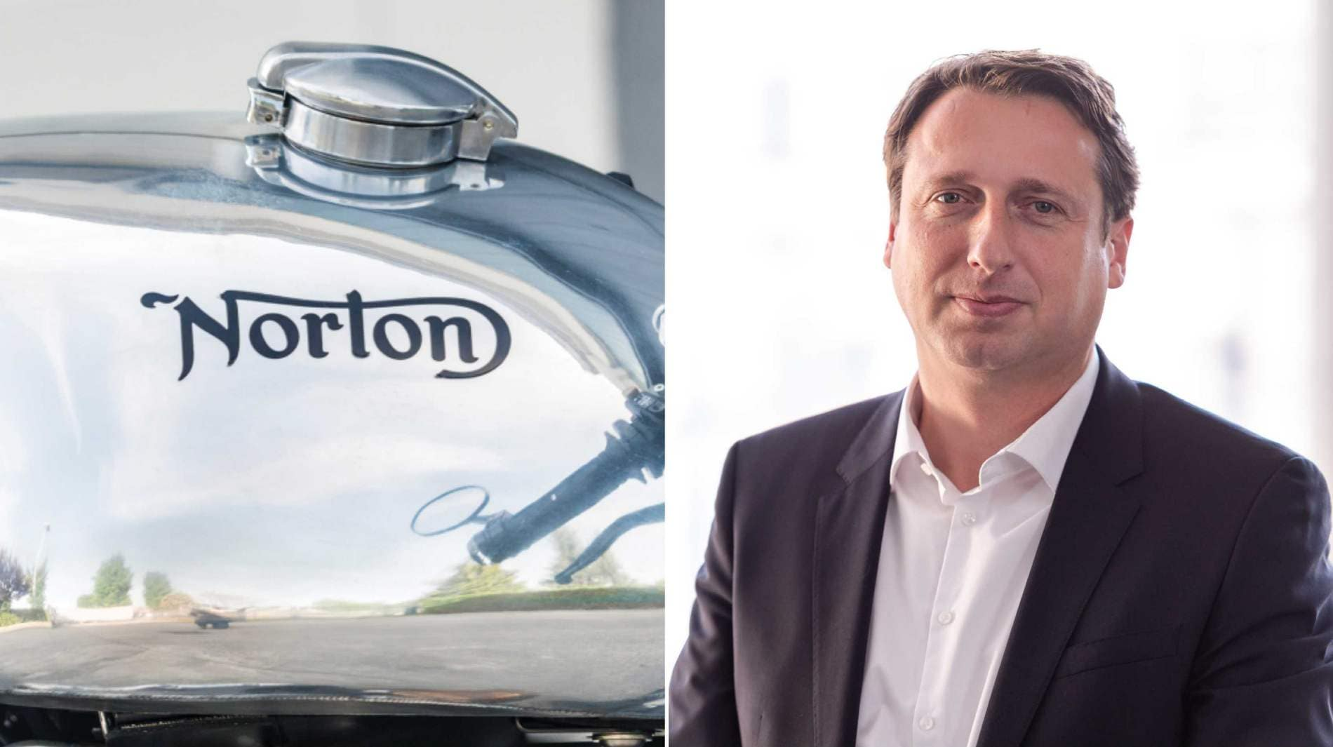 Robert Hentschel appointed Norton Motorcycle CEO by TVS, Vittorio Urciuoli joins as CTO- Technology News, Gadgetclock