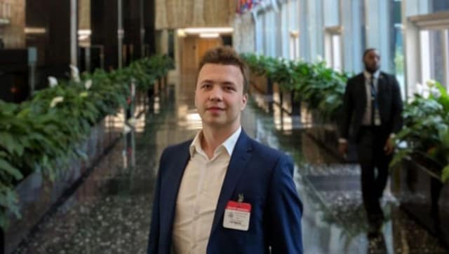 Roman Protasevich, Belarusian dissident drawing global attention, ran influential channel on Telegram