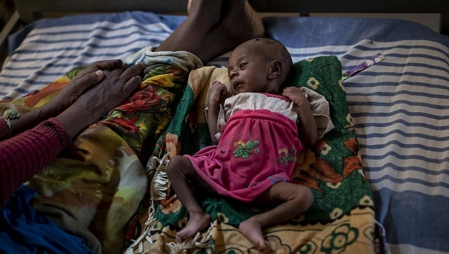 In famine-hit Tigray, food turns into weapon of war as Ethiopian and Eritrean military block aid-World News , Firstpost