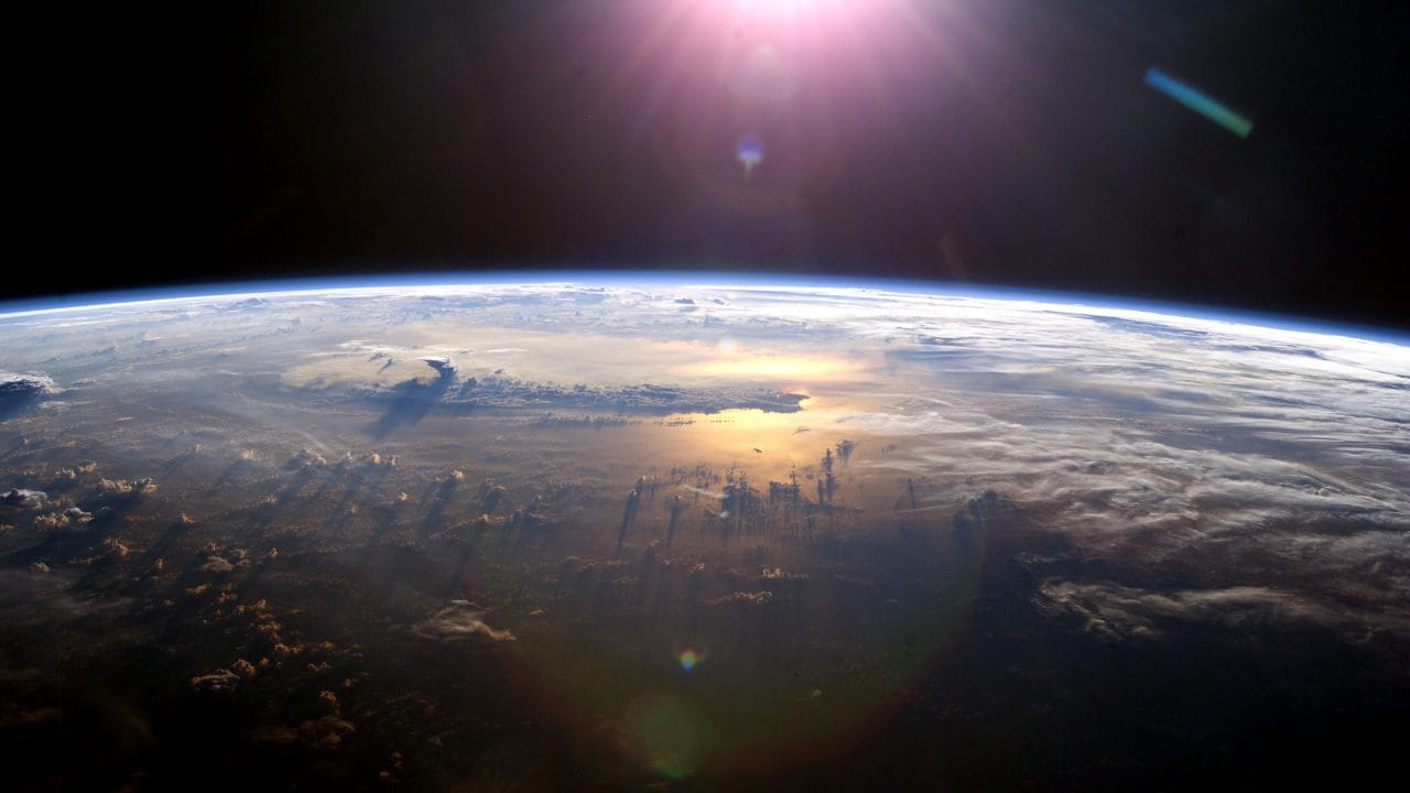 5 images clicked by astronauts on the Space Station- Technology News, Gadgetclock