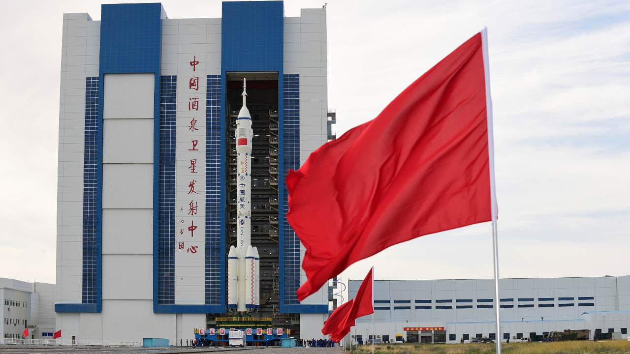 Shenzhou-12: China prepares to launch three astronauts to space for the first time in five years- Technology News, Firstpost