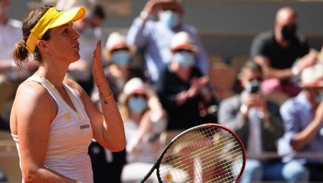 French Open 2021: Anastasia Pavlyuchenkova reaches first Grand Slam final in 52nd attempt