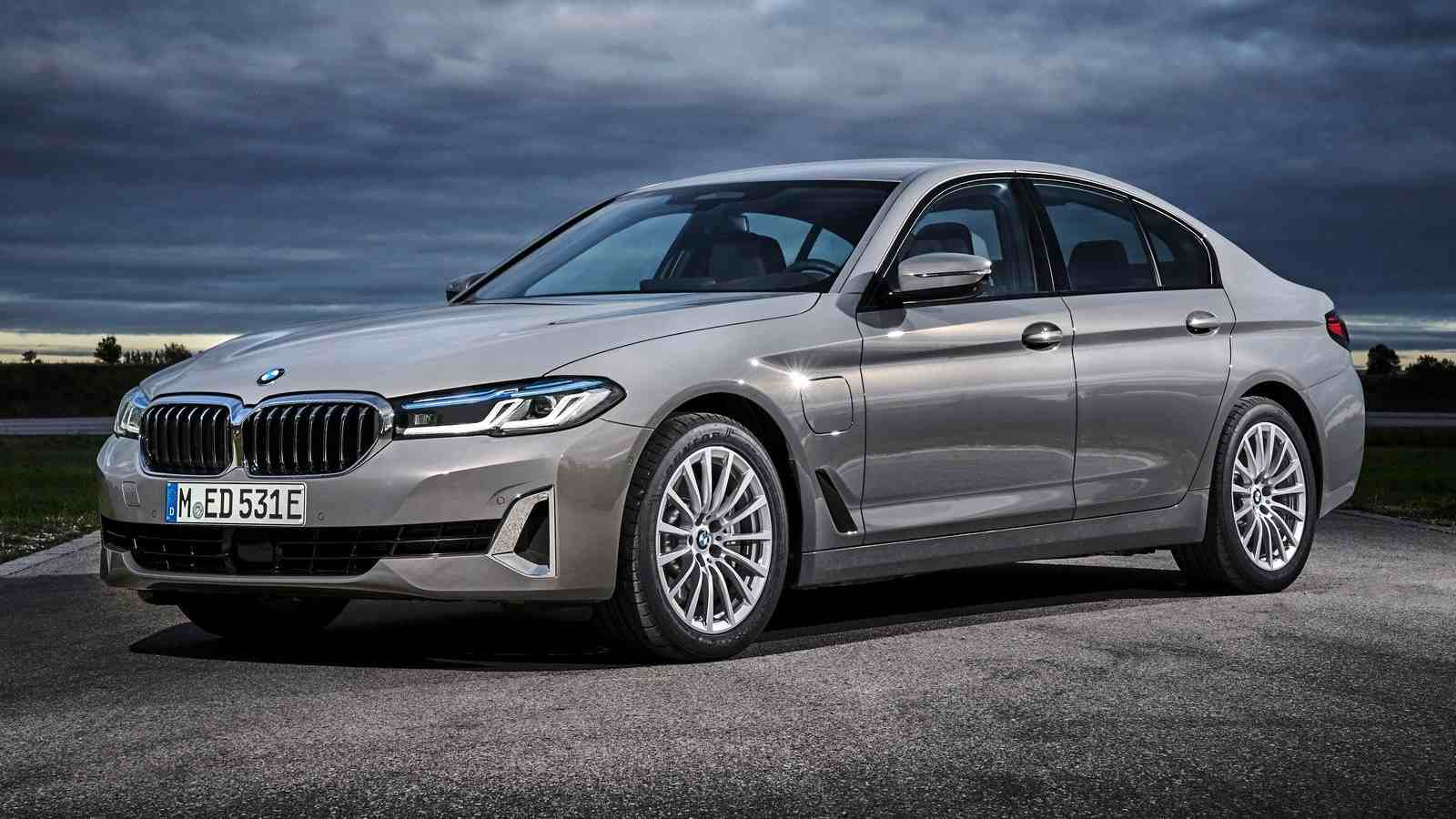 The launch of the BMW 5 Series facelift in India is scheduled for June 24, to get styling adjustments and more equipment – Technology News, Firstpost