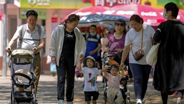 'A third child, no thanks!': China's efforts to stir demographic boom finds few takers