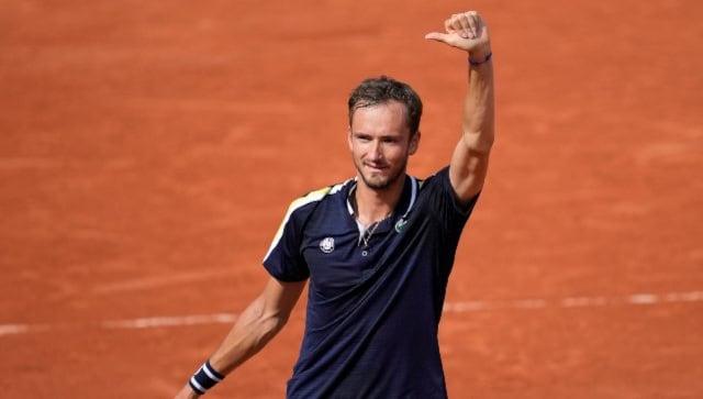 French Open 2021: Daniil Medvedev sets up Stefanos Tsitsipas clash, Paula Badosa, Anastasia Pavlyuchenkova win